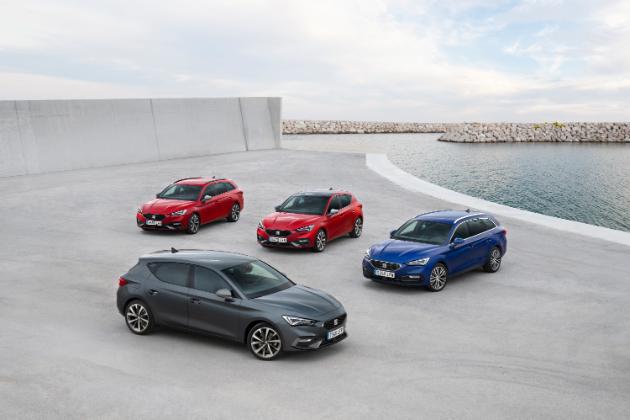 El SEAT León ha sido distinguido con el galardón más prestigioso del sector de la automoción en nuestro país: el premio ABC Mejor Coche del Año 2021